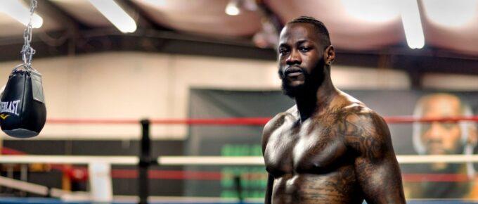 Deontay Wilder Promising Devastating KO over Tyson Fury