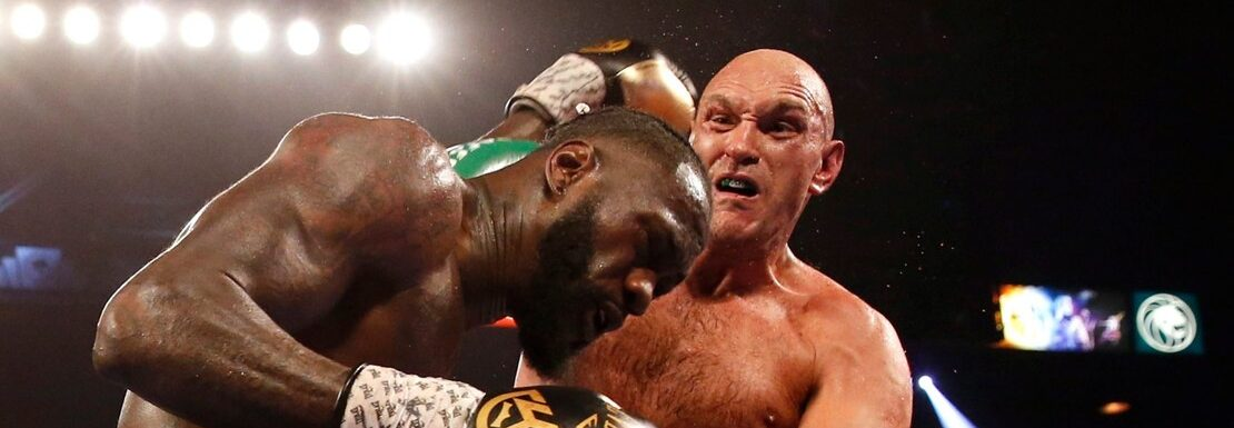 Deontay Wilder wanted to 'go out on his shield' – but trainer Mark Breland threw in the towel