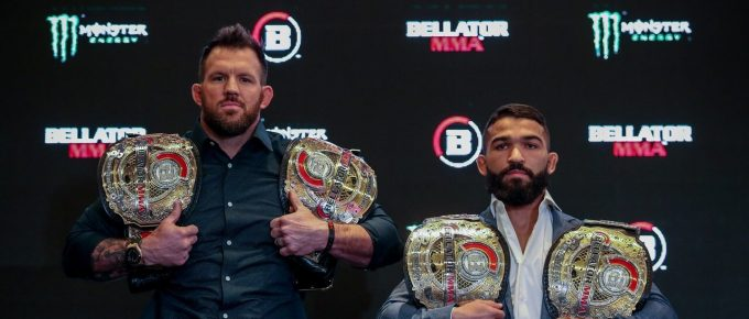 UPDATED: Bellator MMA event in Connecticut will go ahead with no audience admitted to the 12000 seater arena