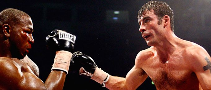 Joe Calzaghe interview: 'Bernard Hopkins made a beeline for me and that changed my life'