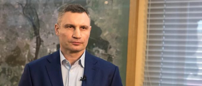How Vitali Klitschko saved Kiev from the coronavirus crisis