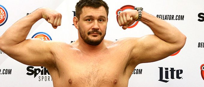 Bellator heavyweight Matt Mitrione: sport is escapism and important to fabric of society right now