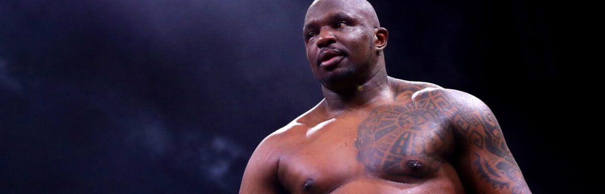 Dillian Whyte: 'There will be no step-aside. I've waited long enough'