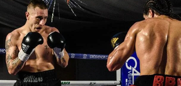 The journeyman boxers counted out by coronavirus