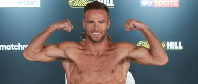Felix Cash impresses in Commonwealth title defence to maintain unbeaten record