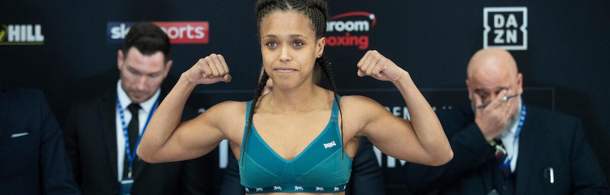 Natasha Jonas seeking rematch with Terri Harper after frustration with judges' scoring