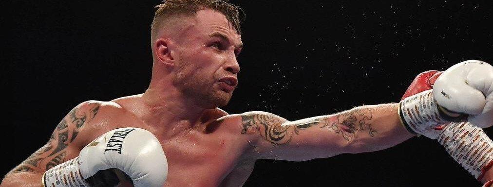 Carl Frampton fight against Jamel Herring delayed after Irishman suffers hand injury