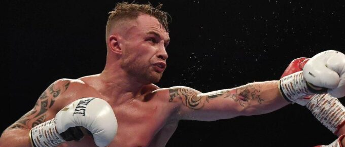Carl Frampton fight against Jamel Herring delayed after Irishman suffers hand injury
