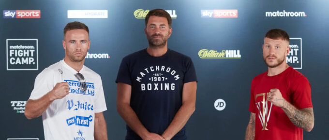 Fight Camp 3 preview: Undefeated Felix Cash aiming to prove he is a 'top operator' against Jason Wellborn