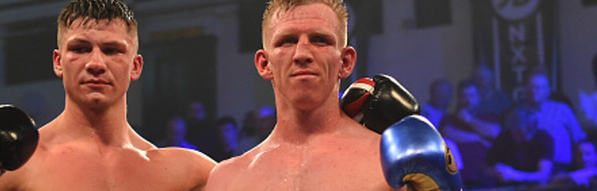 Stage is set for latest instalment in extraordinary story of Ted Cheeseman's fighting life