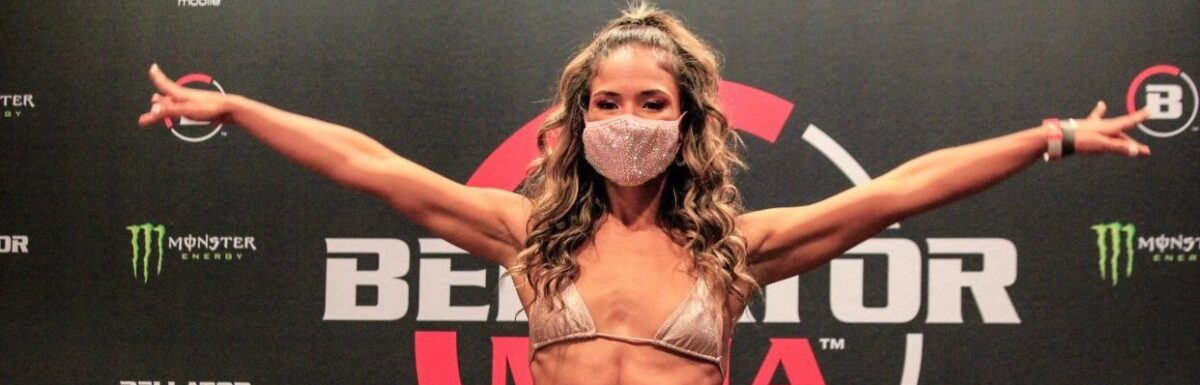 Bellator 243: The women are rising and Valerie Loureda is lifting the lid on a new generation