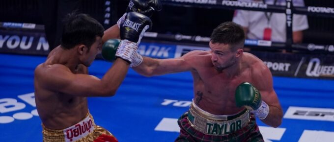 Josh Taylor exclusive interview: 'I can be really spiteful, that's always been there'