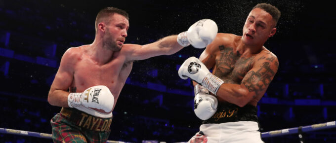 Unbeaten Josh Taylor dreams of fighting 'hero' Manny Pacquiao as Apinun Khongsong title bout approaches