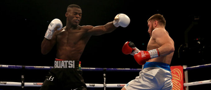 Joshua Buatsi must beat 'educated' Marko Calic to continue climb towards world title
