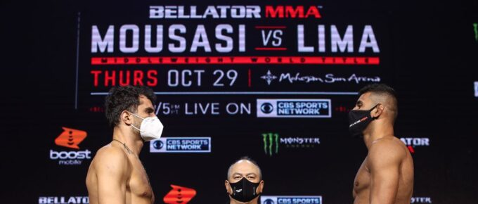 Bellator 250: Douglas Lima must be 'on game every second of every round' for victory in legacy fight with Gegard Mousasi