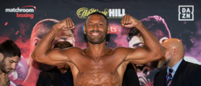 """Kell Brook: """"For me to win against Terence Crawford I've got to box the best in my whole career."""""""