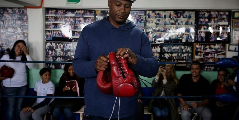 Lennox Lewis 'I'm undisputed in this era – Tyson Fury would have given me trouble for couple of rounds'