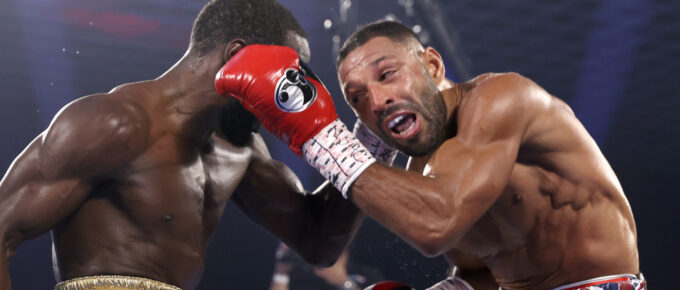 Kell Brook calls Terence Crawford a 'special fighter' after defeat as American bids to take on Manny Pacquiao