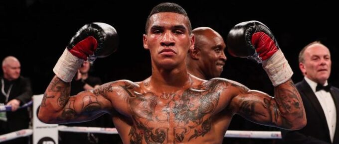 Conor Benn: Of course I'll go into MMA -why not? My style is perfect. I'm a fighter, it's what I do.