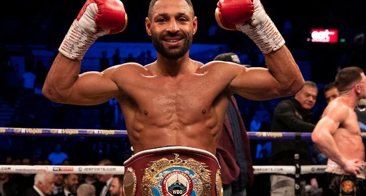 Kell Brook determined to expose Terence Crawford and pull off a knockout shock