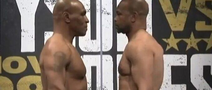 Chris Eubank Jr: 'Mike Tyson vs Roy Jones Jr is going to be explosive'