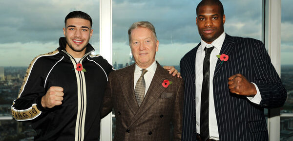 Frank Warren defends Daniel Dubois' decision to withdraw from Joe Joyce fight