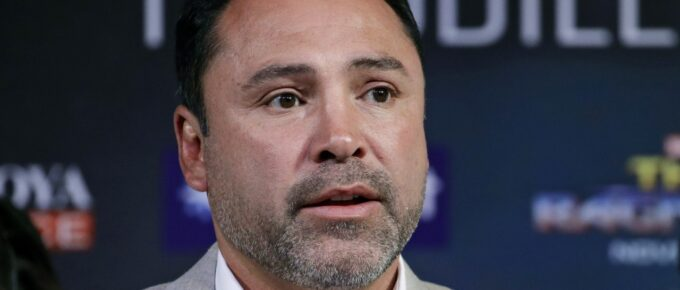 Oscar De La Hoya: I strongly believe Ryan Garcia can make a huge statement by KO-ing Luke Campbell.