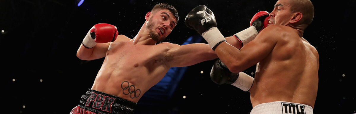 Gut Check for Josh Kelly in the Form of Upcoming Opponent David Ayanesyan