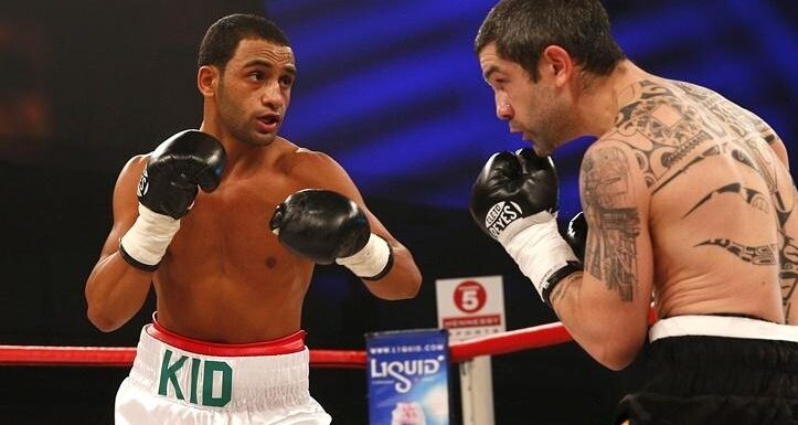 KID GALAHAD: JOSH WARRINGTON DUMPED IBF BELT AND HE IS RUNNING FROM ME. EVERYONE KNOWS – IT'S A FACT