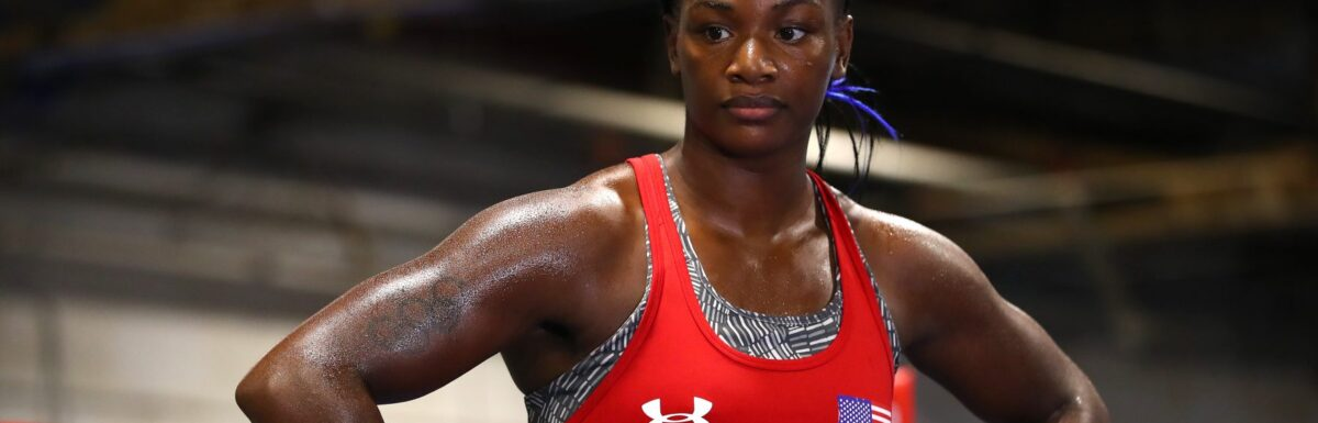 'Only Muhammad Ali is ahead of me as the GOAT' – Claressa Shields prepares for another historic evening for women's boxing