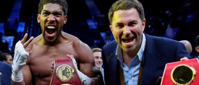 Joshua vs Fury: Will the size of Saudi Arabia's wallet be enough for boxing to turn a blind eye to 'sportwashing'?