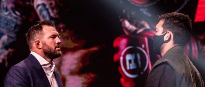 Rematch between Ryan Bader and Lyoto Machida kickstarts stacked Bellator light heavyweight grand prix tournament