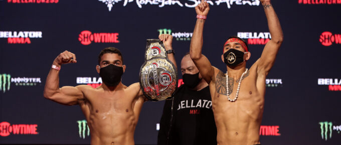 Bellator 255: Pitbull versus the Matador heralds new era for MMA in the UK with live streaming on BBC iPlayer