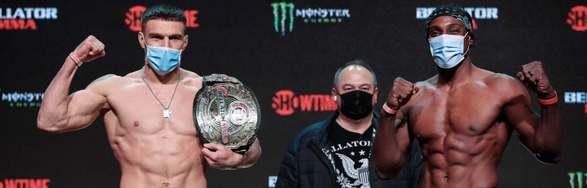 Bellator 257:  'I want to be the first one to finish Phil Davis in his life' – Vadim Nemkov, Phil Davis – 'He's coming to make a statement that he is the rightful champion. And I will deny him'