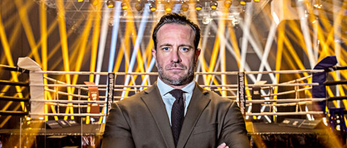 (video) KALLE SAUERLAND: SKY'S THE LIMIT WITH WASSERMAN BOXING