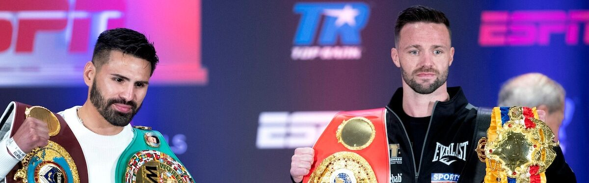 Josh Taylor returns as the hero of British boxing – but without his five belts