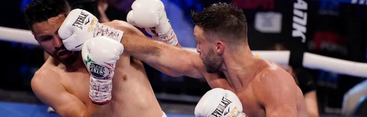 Classy Josh Taylor unifies light welterweight division with victory over Jose Ramirez