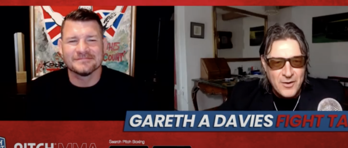 Gareth A Davies Fight Talk #4