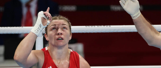 Lauren Price exclusive interview: 'My gold is great – but I just wanted to give my gran a hug'