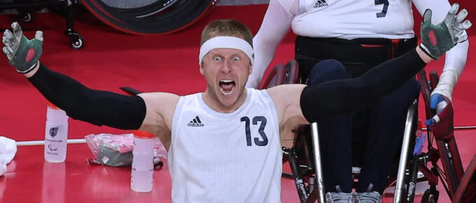 Paralympics day five: Great Britain wheelchair rugby team beat USA to win 'murderball' gold