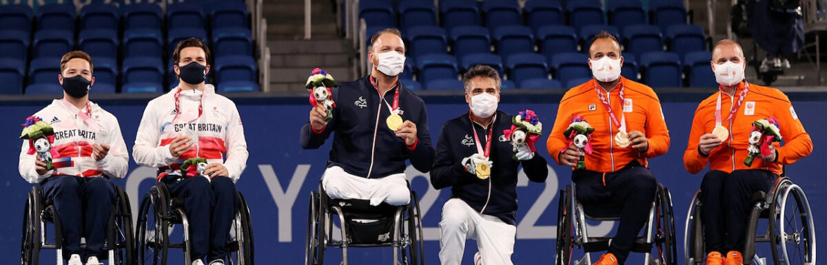 Day 10: Alfie Hewett facing end of Paralympic career – due to being deemed not disabled enough